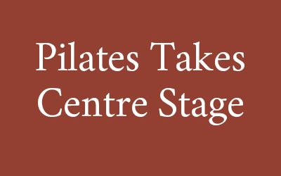 Pilates takes centre stage at latest in-house CPD evening