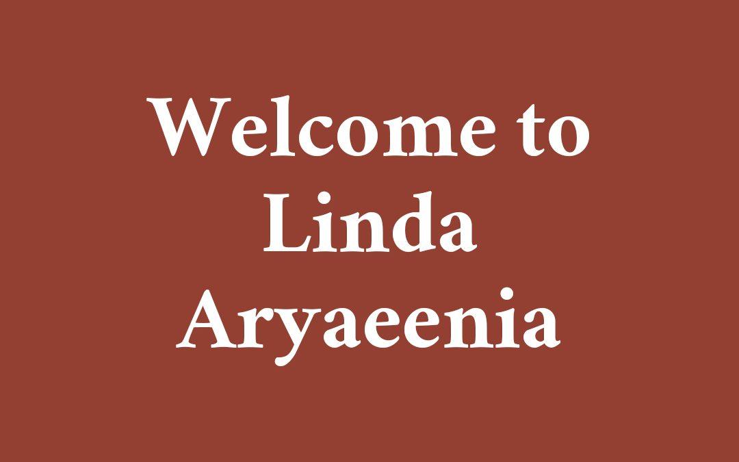 A Welcome to our new Osteopath Linda Aryaeenia